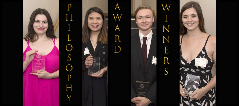 Loyola New Orleans Philosophy Award Winners