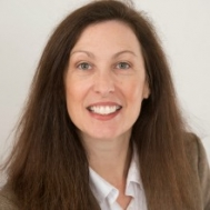 Kimberly Kahn works in the Environment Program