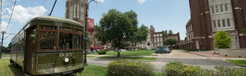 Visit Loyola