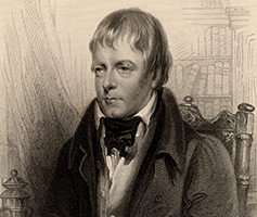 Photo of Sir Walter Scott