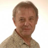 Professor of History Maurice Brungardt